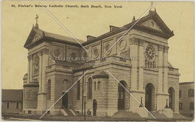 St. Finbar's Roman Catholic Church, Bath Beach, New York