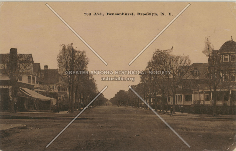 23d Ave., Bensonhurst, Brooklyn, N.Y.