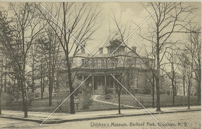 Children's Museum, Bedford Park, Brooklyn, N.Y.