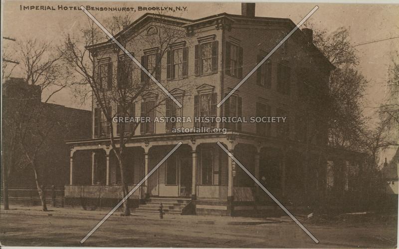 Imperial Hotel, Bensonhurst, Brooklyn, N.Y.