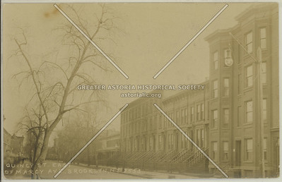 Quincy St., East Of Marcy Ave., Brooklyn, N.Y.