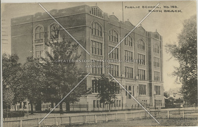 Public School, No. 183, Bath Beach