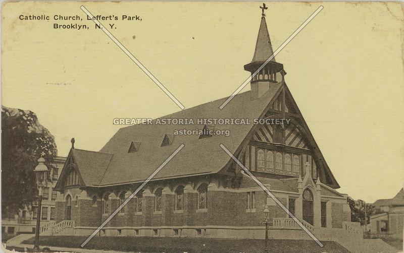 Catholic Church, Leffert's Park, Brooklyn, N.Y.