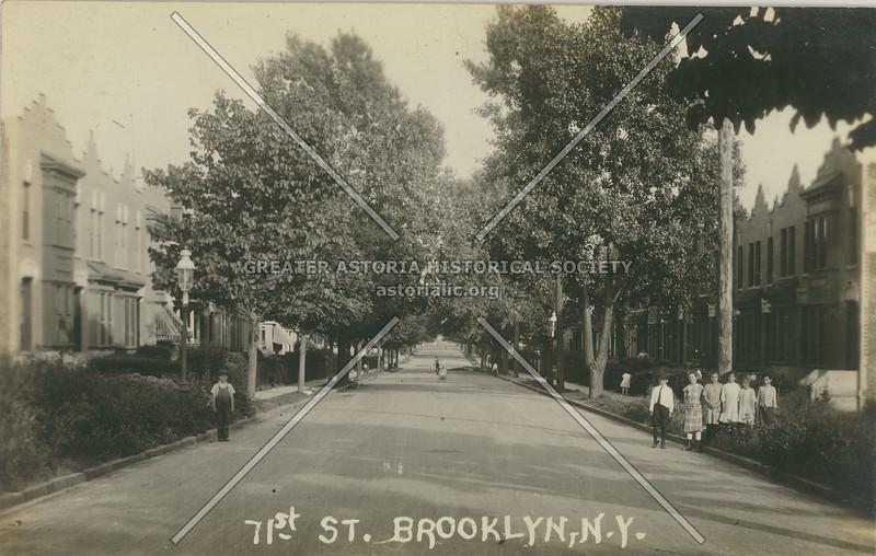 71st St., Boro Pk, Brooklyn, N.Y. (1914)