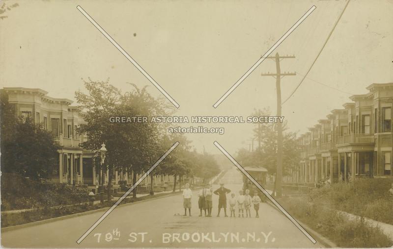 70th St., Brooklyn, N.Y.