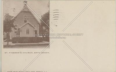 St. Finbarr's Church, Bath Beach