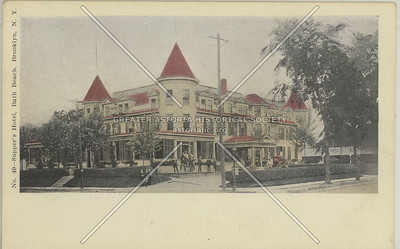 Supper's Hotel, Bath Beach, Brooklyn, N.Y.