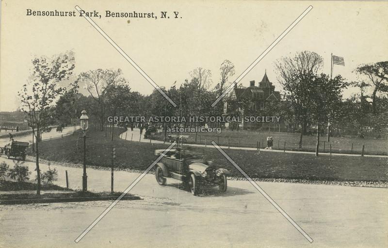 Bensonhurst Park, Bensonhurst, N.Y.
