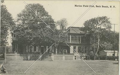 Marine Field Club, Bath Beach, N.Y.