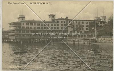 Fort Lowry Hotel, Bath Beach, N.Y.