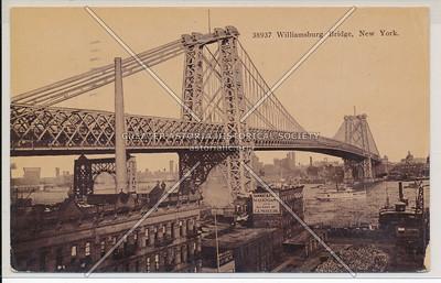 Williamsburg Bridge, BK.