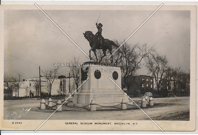 General Slocum Monument, BK.