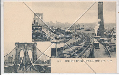Brooklyn Bridge Terminal, BK.