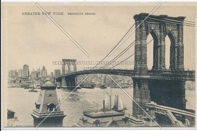 Greater New York, Brooklyn Bridge, BK.