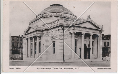 Williamsburgh Trust Co., BK.