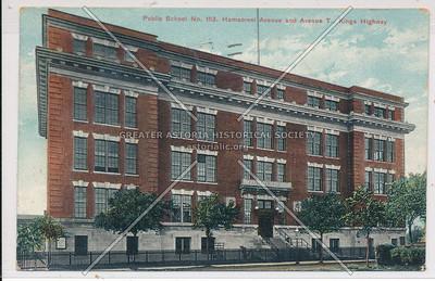 Public School No. 153, Homecrest Ave & Ave T., Kings Highway, BK.