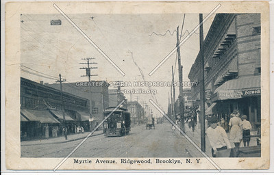Myrtle Avenue, Ridgewood