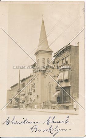 Christian Church, BK.