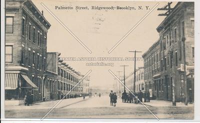 Palmetto Street, Ridgewood