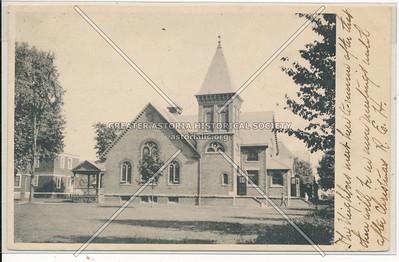 New Utrecht Reformed Sunday School, Gravesend, BK.