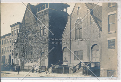 Protestant Episcopal Church of the Atonement, Park Slope, BK.