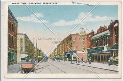 Wyckoff Ave. Ridgewood