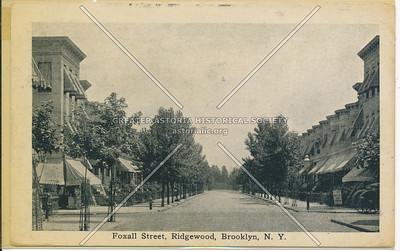 Foxall St (69 Ave) Ridgewood