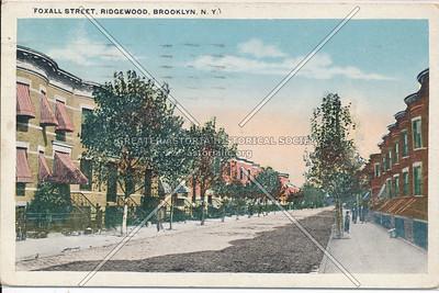 Foxall Street (69 Ave) Ridgewood