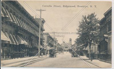 Cornelia Street Ridgewood