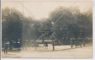 Dekalb Ave & Washington Park, Fort Greene Park, BK.