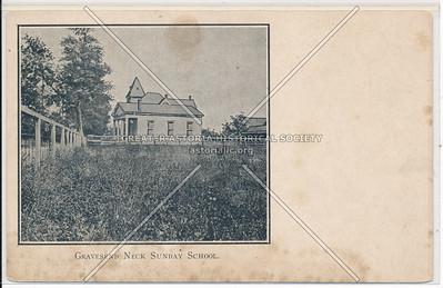 Gravesend Neck Sunday School, BK.