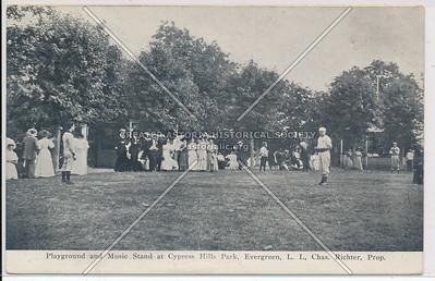 Playground, Cypress Hills Park, BK