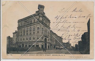 Acme Hall, 7th Ave & 9th St, BK.