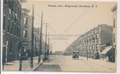 Putnam Ave., Ridgewood