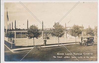 King Lawn Tennis Courts, BK.