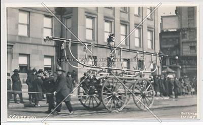 Gravesend Ceremony, BK, 1924.