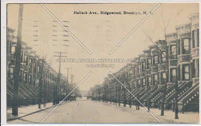 Halleck Ave (70 St) Ridgewood