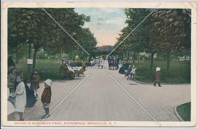 Bushwick Park, BK