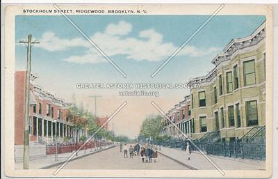 Stockholm Street, Ridgewood