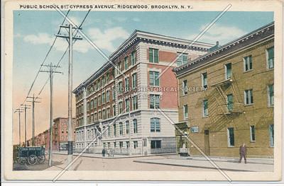 PS 81 Cypress Avenue Ridgewood
