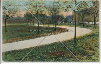 Winthrop Park, Greenpoint, BK.