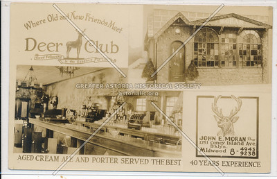 Deer Club, Coney Island Ave, Midwood, BK.