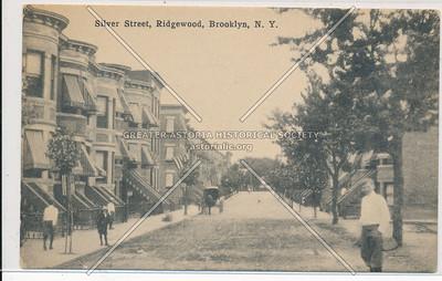 Silver Street (68th Rd) Ridgewood