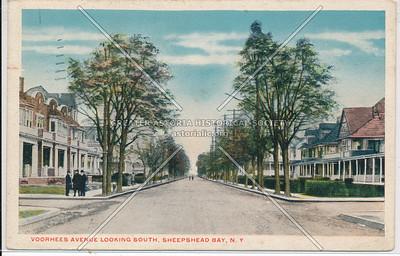 Voorhies Avenue, Sheepshead Bay, BK.