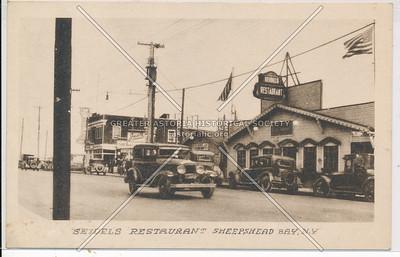 Seidels Restaurant, Sheepshead Bay, BK.