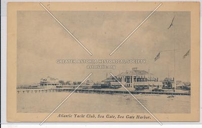 Atlantic Yacht Club, Sea Gate, Coney Island