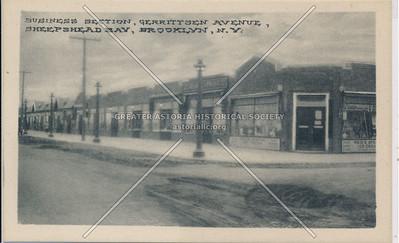 Gerritsen Avenue, Sheepshead Bay, BK.