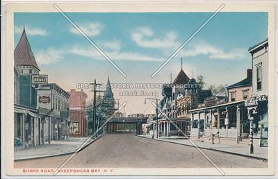 Shore Road, Sheepshead Bay Road, BK.