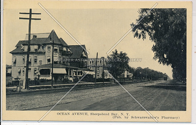 Ocean Avenue, Sheepshead Bay, BK.