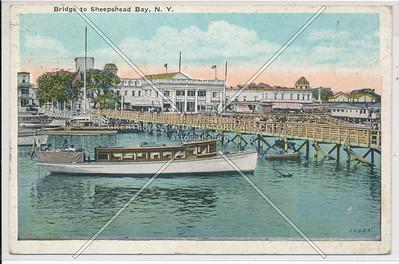 Sheepshead Bay Bridge, BK.